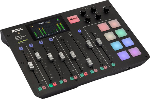 Rode Rodecaster Pro - Microfoon kopen.nl